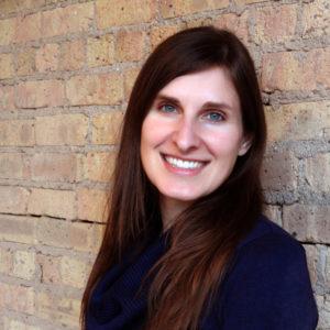 Headshot of Tanya, smiling